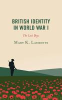 British Identity in World War I PDF