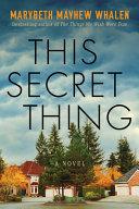 This Secret Thing Book PDF