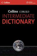 Collins Cobuild Intermediate Dictionary PDF
