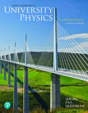 University Physics With Modern Physics Modified Mastering Physics With Pearson Etext Standalone Access Card