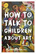 How To Talk To Children About Art Book PDF