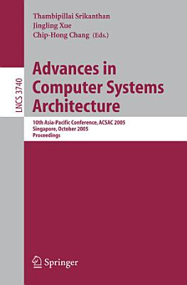 Advances in Computer Systems Architecture PDF