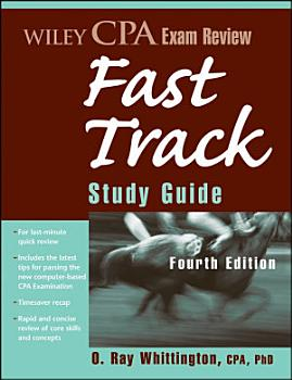 Wiley CPA Exam Review Fast Track Study Guide PDF