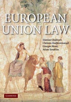 European Union Law PDF