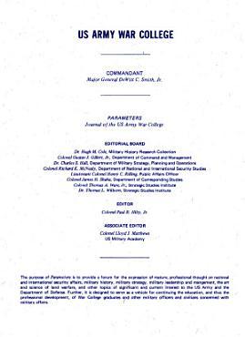 Parameters PDF