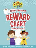 The Little Wiggles Toilet Training Reward Chart Sticker Book