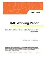 Labor Market Reform Options to Boost Employment in South Africa PDF