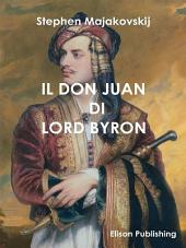 Il Don Juan di Lord Byron