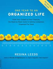 One Year to an Organized Life PDF