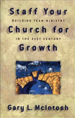Staff Your Church for Growth PDF