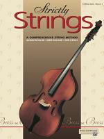 Strictly Strings  Book 1 for String Bass PDF