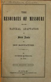The Resources of Missouri