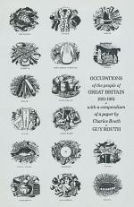 Occupations of the People of Great Britain, 1801-1981