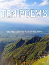 Ten Poems: Bonus Inside! Excerpts from the upcoming novel ADANNA