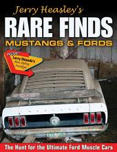 Rare Finds: Mustangs and Fords