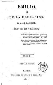 Emilio, ó, De la educacion