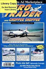 AERO TRADER & CHOPPER SHOPPER, NOVEMBER 1999