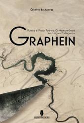 GRAPHEIN: Livro colectivo de Poesia e Prosa Poética Contemporânea em Língua Portuguesa