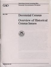 Decennial Census: Overview of Historical Census Issues
