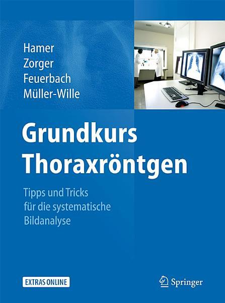 Grundkurs Thoraxr  ntgen PDF