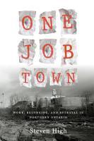 One Job Town PDF
