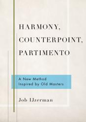 Harmony Counterpoint Partimento Book PDF