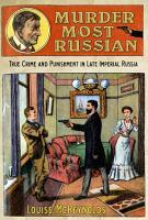 Murder Most Russian PDF