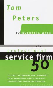 The Professional Service Firm50 PDF