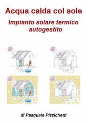 Impianto solare termico autogestito