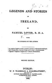 Legends and Stories of Ireland ... With six etchings by the author. Second edition