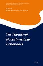 The Handbook of Austroasiatic Languages (2 vols)