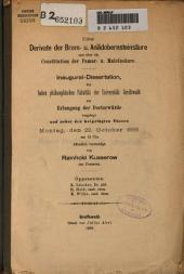 Ueber Derivate der Brom-u. Anilidobernsteinsäure und über die Constitution der Fumar- u. Maleïnsäure