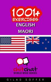 1001+ Exercises English - Maori