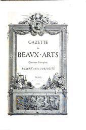 Gazette des beaux-arts