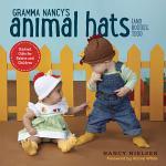 Gramma Nancy's Animal Hats (and Booties, Too!)