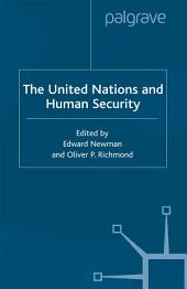 The United States and Human Security