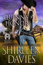 Quinn's Honor: MacLarens of Boundary Mountain Historical Western Romance series