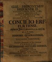 De concilio Erfurtensi