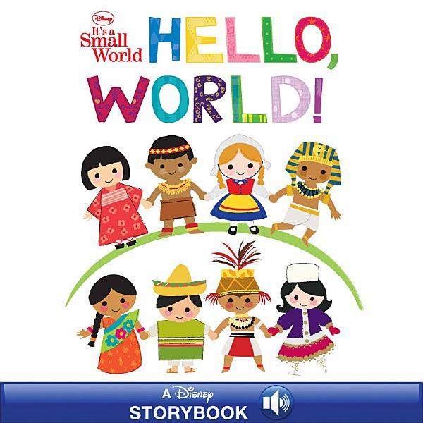 Download Disney It s A Small World  Hello  World  Book