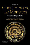 Gods  Heroes  and Monsters