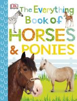 The Everything Book of Horses and Ponies PDF