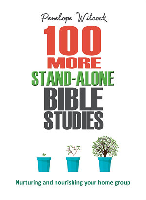 100 More Stand Alone Bible Studies