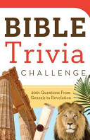 Bible Trivia Challenge PDF