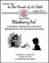 Blueberry Sal Book PDF