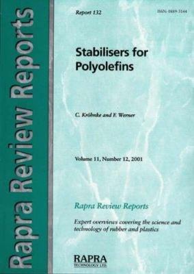 Stabilisers for Polyolefins