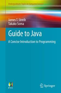 Guide to Java PDF