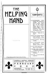 Helping Hand: 1902-1904, Volumes 31-33