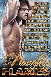 Naughty Flames: Eleven Fiery Romances