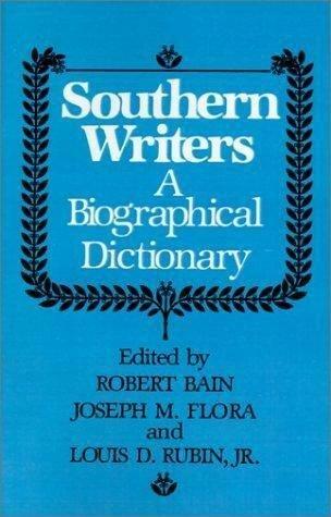 Southern Writers PDF