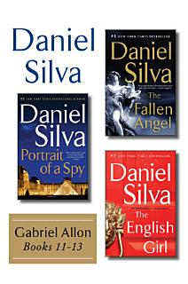 Daniel Silva s Gabriel Allon Collection  Books 11   13